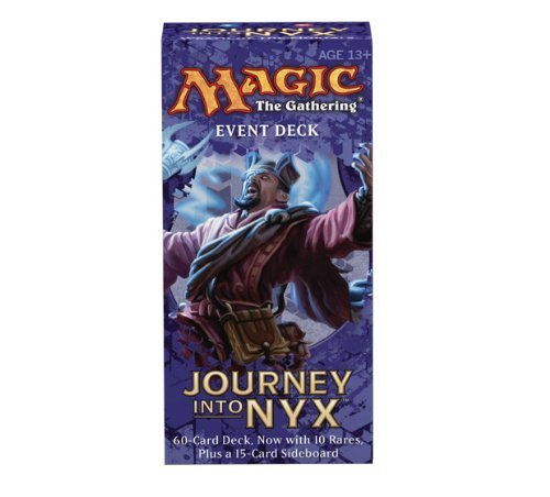 Magic: the Gathering - Journey Into Nyx - Event Deck - Wrath of the Mortals by Wizards of the Coast