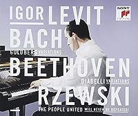 Bach. Beethoven. Rzewski by Igor Levit (2015-11-18)