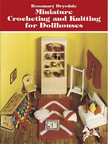 Micro amigurumi girl doll, dollhouse doll, miniature crochet tiny ... | 500x376