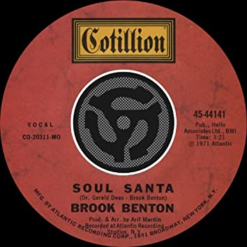 Soul Santa / Let Us All Get Together With The Lord [Digital 45]