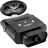 Best night vision goggle - Hike Crew Night Vision Binoculars, Digital Infrared Night Review