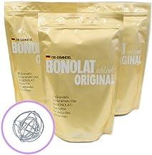 ボノラート 600g×3袋セット(30g×60杯)無添加 乳プロテイン 置き換え シェイク【シェイクボール付き】