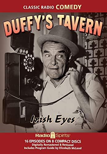 Duffy's Tavern: Irish Eyes Audiobook By Original Radio Broadcast cover art
