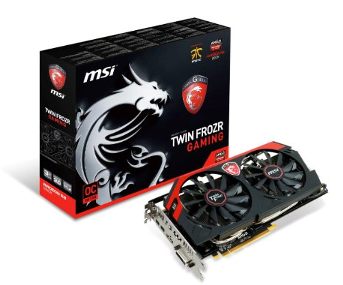 MSI R9 280X Gaming 3072MB GDDR5 384bit 16x PCI-E H