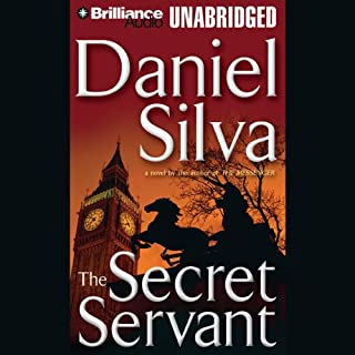 The Secret Servant audiobook cover art