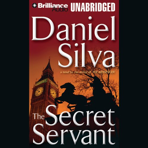 The Secret Servant cover art