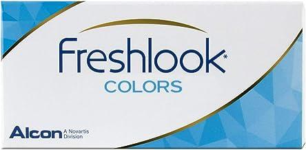 Alcon FreshLook Colors, Lentes de Contacto Color, Verde