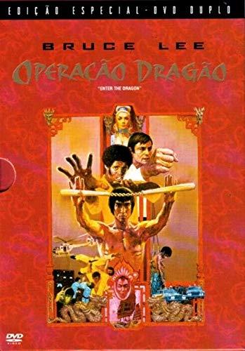 Operacão Dragão - Edição Especial ( Enter The Dragon ) Bruce Lee