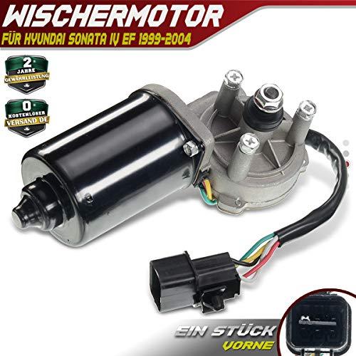 Wischermotor Scheibenwischermotor Vorne für Sonata IV EF 1998-2004 98110-38100
