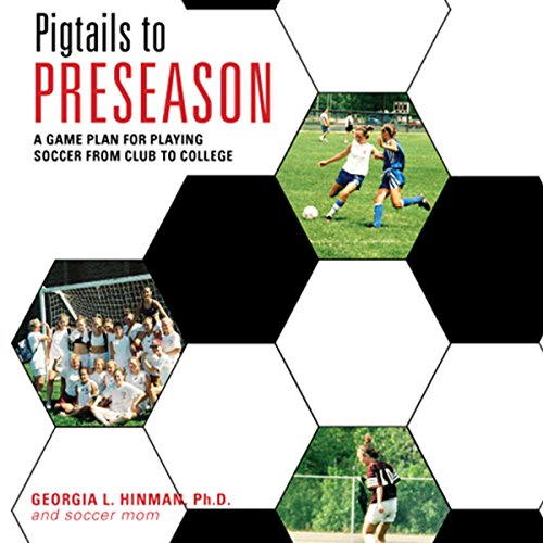 Pigtails to Preseason audiobook cover art
