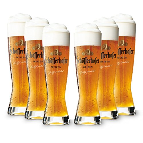 Schöfferhofer Exclusivglas Milano 0,5l (6er Karton)