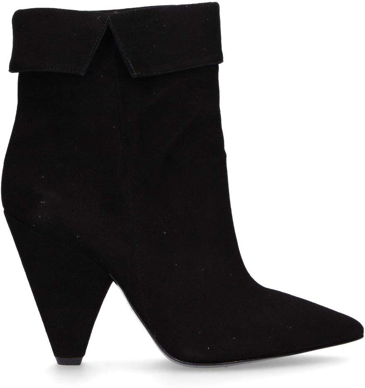 DI LUNA Luxury Fashion Fashion Damen C1568schwarz Schwarz Stiefeletten   Jahreszeit Permanent  Kommen Sie und wählen Sie Ihren eigenen Sportstil