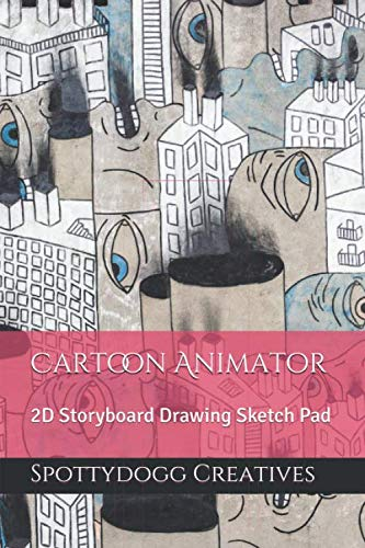 Cartoon Animator: 2D Storyboard Drawing Sketch Pad
