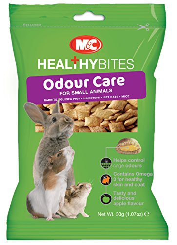 VetIQ Odour Care Treats Small Animal, 4 x 30 g