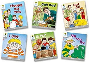 Oxford Reading Tree: Stage 1: More First Words: Pack of 6 by Roderick Hunt (2011-01-01)