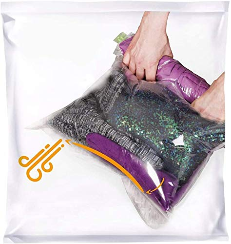 The Chestnut 12 Storage Space Saver Bags No Vacuum...