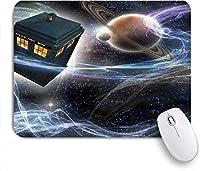 マウスパッド DJスカルBurning Fire人間の骨格音楽ノベルティデザイン ゲーミング オフィス最適 高級感 おしゃれ 防水 耐久性が良い 滑り止めゴム底 ゲーミングなど適用 用ノートブックコンピュータマウスマット