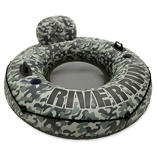Intex River Run Flotteur avec siège Vert