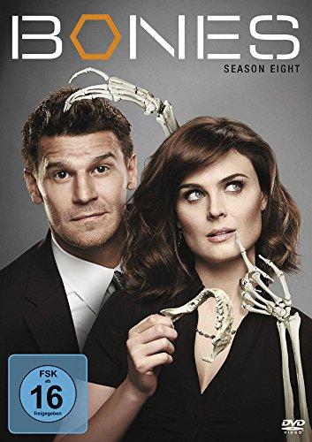 Bones - Season 8 (6 DVDs)