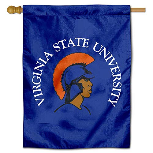 College Flags & Banners Co. VSU Trojans Double Sided House Flag