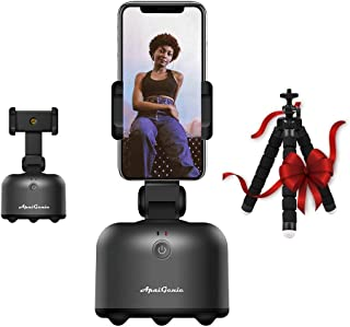 UPNEXT Apai Genie II Selfie Stick for iPhone | iPhone 13 Pro Max iPhone 12 | Tripod Stand with Smart Tracking | AI Gimbal...