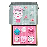 Paradise Galleries Reborn Baby Doll Accessories Doll Face Pacifier Gift Set - 5-Piece Pacifier Set