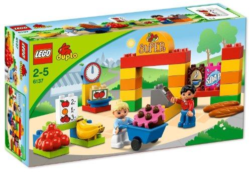 LEGO Duplo 6137: My First Supermarket