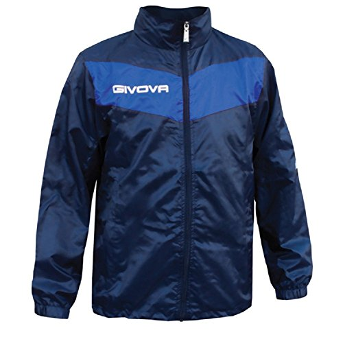 Givova, rain schild, blau/hellblau, 2XL