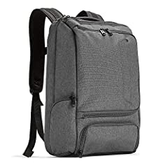 KEY FEATURES: Padded laptop sleeve fits up to 17?, fleece lined padded tablet sleeve, side zip water bottle pocket and front bottom structured zip pocket TRAVEL BENEFITS: Pass-through sleeve secures bag to rolling luggage and top carry handles ORGANI...