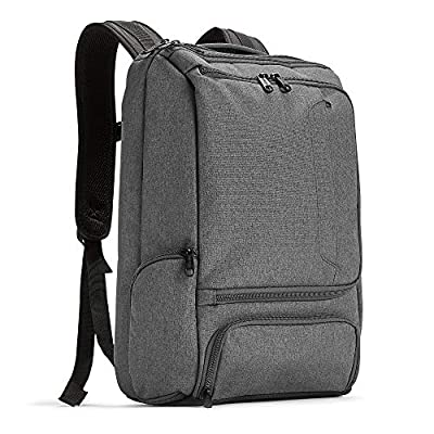 "eBags Professional Slim Laptop Backpack for Travel, School & Business-Fits 17"" Laptop- Anti-Theft"