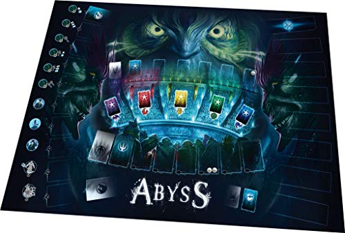 BOMBYX - Abyss - Playmat (Tapis de Jeu)