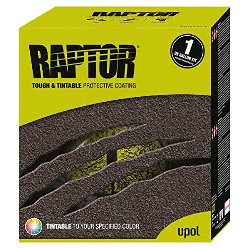 U-Pol Products RAPTOR Tintable Truck Bed Liner Voc kit - 4 Liter