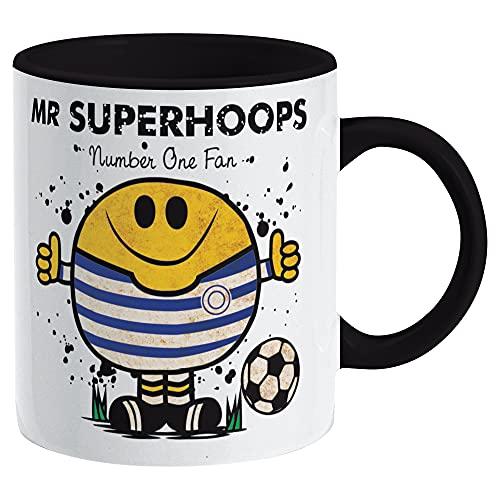 Mr Superhoops Mug - Ideal for The Football Man Cup QPR