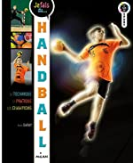 Je fais du handball de Bruno Garay