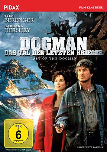 Dogman - Das Tal der letzten Krieger (Last of the Dogmen) / Packender Abenteuerfilm mit Starbesetzung (Pidax Film-Klassiker