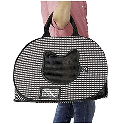 Necoichi Ultralite Pop-up Cat Carrier, 0.45 kg