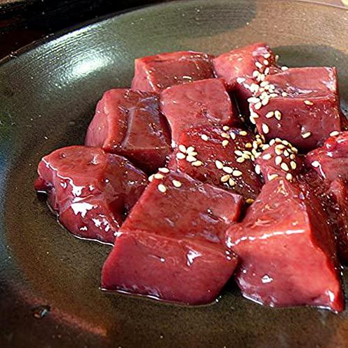 [ 産地 直送 ] 国産牛 生 レバー カット済み (360g×1p) 加熱用 焼肉 焼き肉 ホルモン レバニラ ビタミン ミネラル 牛レバー (1)