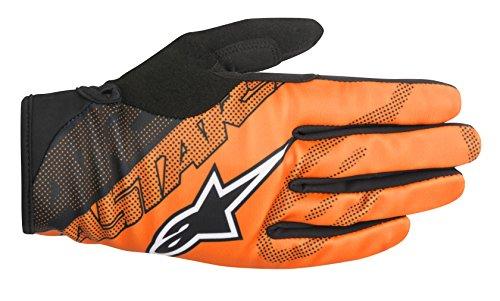Alpinestars Herren Handschuhe Stratus Blue XL Orange/Schwarz