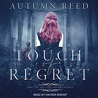 Touch of Regret cover art