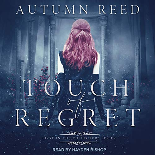 Touch of Regret audiobook cover art
