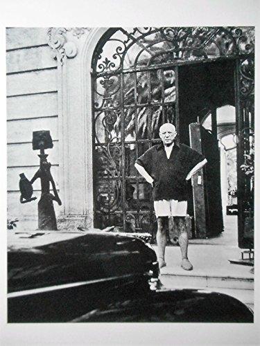 Pablo Picasso Postkarte 15cm Spruch Karte Sammelkarte Deko GP 221