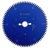 Bosch 2608642500 Lame de scie circulaire expert for wood 250 x 30 x 2,5 mm 80