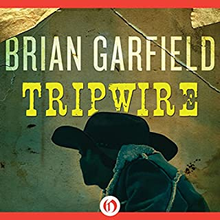 Tripwire                   By:                                                                                                                                 Brian Garfield                               Narrated by:                                                                                                                                 Adam Lazzare White                      Length: 6 hrs and 43 mins     1 rating     Overall 4.0