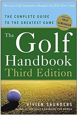 The Golf Handbook Third