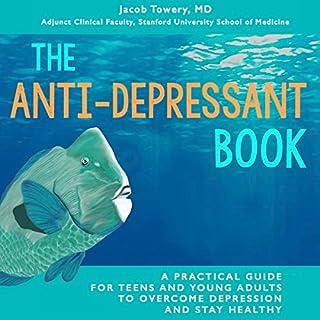 The Anti-Depressant Book audiobook cover art
