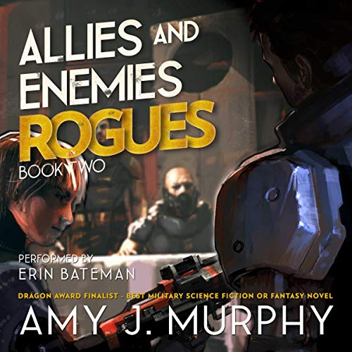 Allies and Enemies: Rogues cover art