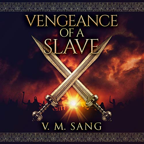 Vengeance of a Slave cover art