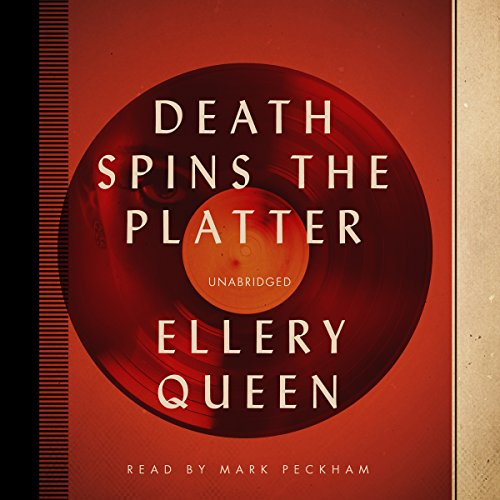 Death Spins the Platter audiobook cover art