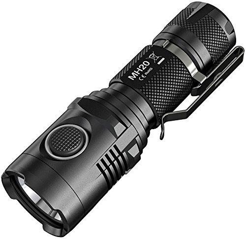 Nitecore Taschenlampe LED 'MH20', schwarz, One Size, 127034