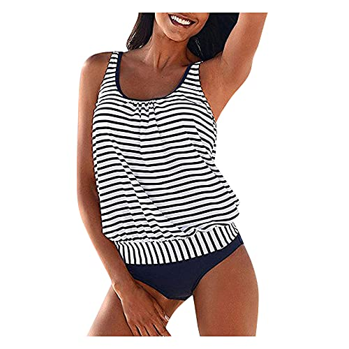 여성 2 피스 수영복 TUMMY CONTROL RUCHED TOPS 스포츠 플로랄 프린트 플러스 사이즈 비키니 수영복(BOYSHORTS 포함)